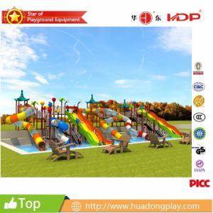 Great Colorful Water Park Playground for Kids and Adult (HD15B-097A) pictures & photos