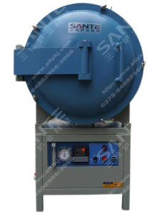 1400c Vacuum Furnace Box Type Furnace for Heat Treatment 200X400X180mm pictures & photos