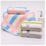 Striped Thicken Sports Towel 32 Jacquard Towel for Couples
