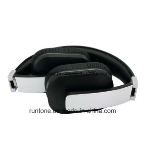 Wireless Stereo Bluetooth Noise Cancelling Headset - Black pictures & photos