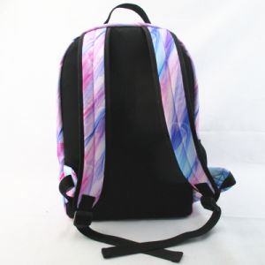Sports Neon Color Fashion Backpack pictures & photos