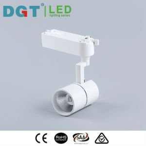 Hot Sale Factory Price 15-25W COB LED Track Light 80lm/W Super Brightness LED Tracklight pictures & photos