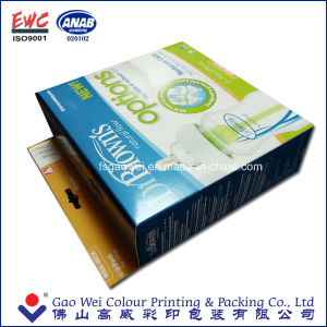 Custom Logo Printed Paper Packing Box pictures & photos