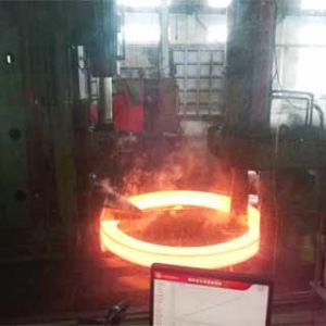 Forging Press, Ring Rolling Mill for Forged Rings pictures & photos