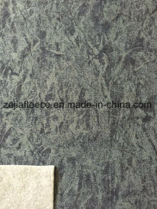 100% Polyester Brush Fleece with Print pictures & photos