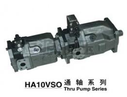 Piston Pump A10vso Series Ha10vso45dfr/31r-Psa62n00 Hydraulic Pump pictures & photos