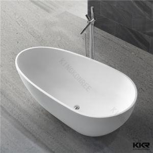 Bathroom Freestanding Stone Bathtub for Dubai pictures & photos