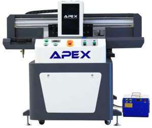 on Sale! UV7110 Flatbed Digital UV Printer for Batching Production pictures & photos
