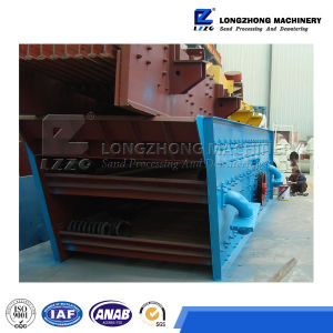 Linear Vibrating Screen for Mineral Dewatering Process pictures & photos