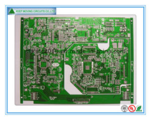2 Layer Fr-4 1.6mm 1oz PCB pictures & photos