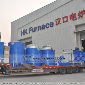 Nitriding Furnace (Nitriding Cookware for Nonstick Coating) pictures & photos