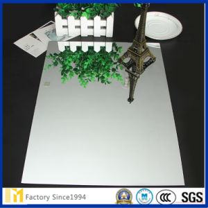 Low Price Good Quality Make up Mirror Glass Sheet Without Frame pictures & photos