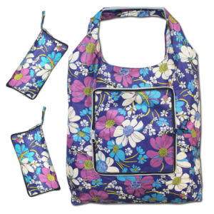 Printed Foldable Carry Gift Supermarket Shopper Shopping Handbag Tote Bag pictures & photos