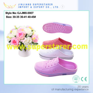 OEM Women Clog Sandal, Summer Beach Garden Sandal Clog pictures & photos