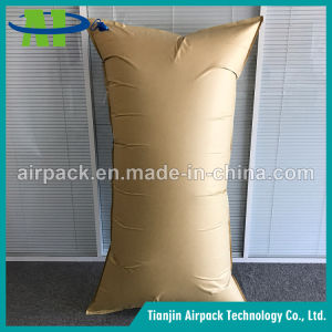 White PP Woven Inflatable Shock Absorber Protective Buffer Dunnage Air Bag pictures & photos