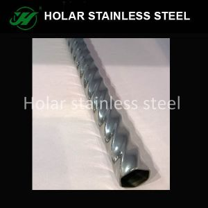 Stainless Steel 304 Spiral Tube, Spiral Pipe pictures & photos