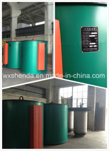 24hours Service High Capacity 1 Ton Continues Galvanzied Wire Annealing Furnace pictures & photos