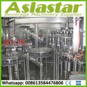 Monoblock Bottling Juice Rinser Filler Sealer Machine Packing System pictures & photos