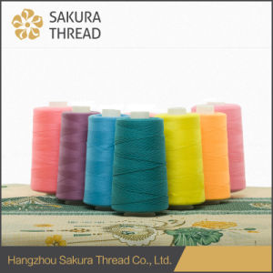 Sakura Polyester Sewing Thread 402/602 pictures & photos