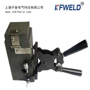Exothermic Welding Mold and Clamp, Thermite Welding Graphite Mould