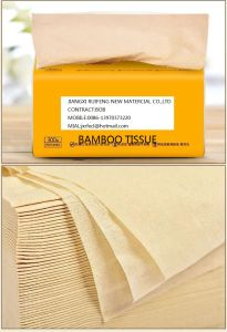 Bamboo Tissue pictures & photos