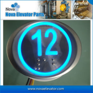 Elevator Parts Lift Push Buttons Touch Buttons pictures & photos