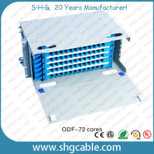 Rack Mounted Optical Fiber Distribution Frame (ODF-72) pictures & photos