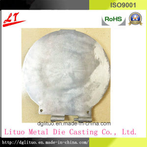 Hardware Aluminum and Zinc Alloy Die Casting Machine Parts pictures & photos
