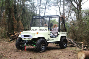 Mini Jeep Willys 150cc/200cc/300cc with 4 Stroke pictures & photos