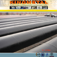 Grade2 ASTM A252 SSAW Carbon Steel Pipe pictures & photos