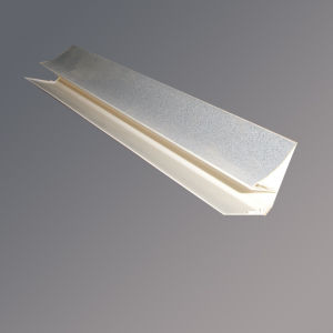 Cheapest PVC Profile for PVC Ceiling Panel Top Angel F-Type PVC Corner pictures & photos