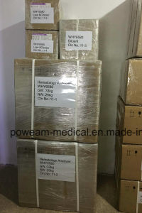 Ce Approval Automatic Hematology Analyser (WHY6580) pictures & photos