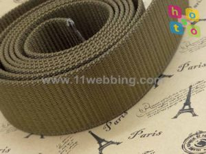 Wolf Brown Thick Nylon Webbing Waistband Made to Military Belt pictures & photos