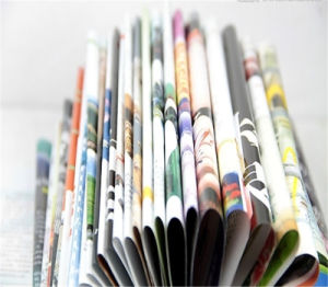 OEM Service Custom Magazine Printing Color Printing Book pictures & photos