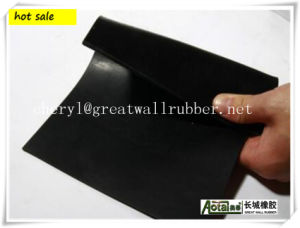 Rubber Flooring Mat, Gym Black Rubber Mat pictures & photos