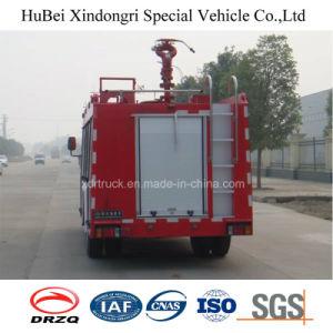 5ton Water Tank Type Isuzu Fire Engine Truck Euro 4 pictures & photos
