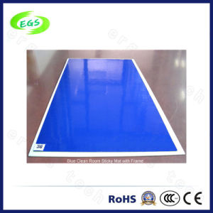 Sticky Mat, PE Film Adhesive Tacky Mat in Cleanroom Use pictures & photos