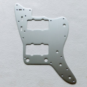 Guitar Parts Silver Color Alumium Pickguard for Jazzmaster Guitar pictures & photos