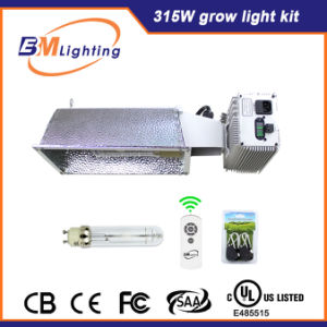 Hot Sale 315W CMH Dimmable HID Xenon Lamp Low Frequency Digital Intelligent Grow Light Electronic Ballast pictures & photos