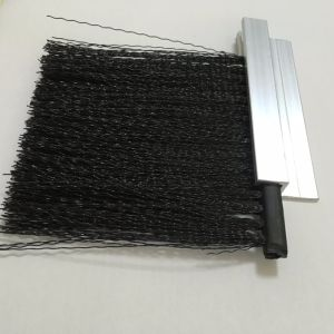 Flexible Horse Hair Brush Weather Stripping Door pictures & photos