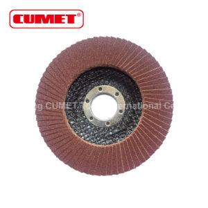 Aluminium Oxide Abrasive Flap Disc pictures & photos