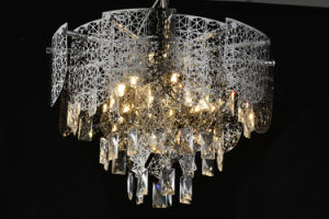 Modern Crystal Pendant Lamp From Maxer Lighting pictures & photos