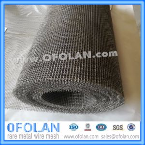 Collecting Titanium Wire Woven Mesh 4*4 Mesh Spot Goods pictures & photos