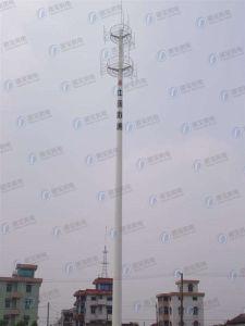 Hot-DIP Galvanized Telecom Steel Monopole