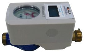 Smart RF Prepaid Water Meter with Water Vending System pictures & photos