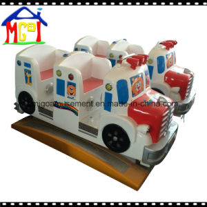 2018 Mini Bus Kiddie Ride Coin Operated Indoor Playground Games pictures & photos