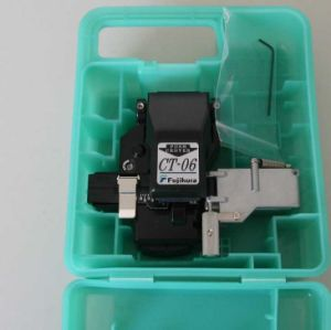 Fiber Optic Cleaver Fujikura CT-06 pictures & photos