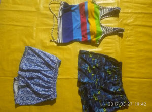 Wholesale Brand Name in Bales Swimming Wear Second Hand Clothes UK Style pictures & photos