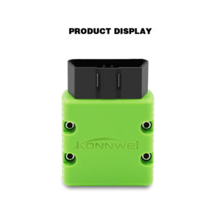OBD Professional Solution Konnwei Kw902 Bluetooth Green Color pictures & photos