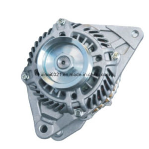 Auto Alternator for Mitsubishi 4D56 L200, 2.5L, 27060-0A007, 12V 75A pictures & photos